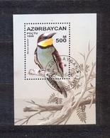 AZERBAIJAN - FAUNA - BIRDS - MI.NO.BL 23 - CV = 2 € - Cani