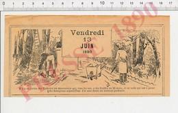 2 Scans Jardin Des Tuileries Marronnier Arbre Humour Billet Troisième Classe Voyage Chemin De Fer Bébé Train Wagon229D - Documentos Antiguos