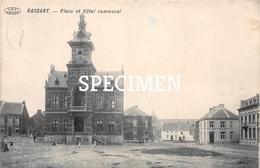Place Et Hôtel Communal - Ransart - Charleroi