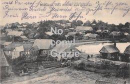 Raseiniai - Rossienie/ Rossieny In Litauen - Vom Kloster Aus Gesehen - 1915 - Lituanie