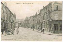 Bar-le-Duc Rue Notre-Dame EC - Circulé -  1918 - Corr.(s) : Flamant Bricot - Phot./Ed. : Collot - Animée - Bar Le Duc