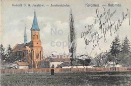 Kolomyja Коломия - Kolomea - Kosciol O. O. Jezuitów - Jesuitenkirche - Ukraine