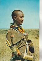 Tanzanie - MANGATI GIRL  - Voyagée - Tanzanie