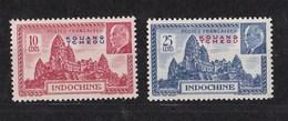 Kouang-T'chéou  N°138-139** - Kouang-Tcheou (1906-1945)