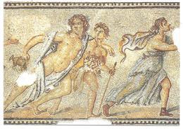 13 - Musée De L'Arles Antique - Détail De La Mosaïque De L'Aïon Représentant Le Cortège Dyonysiaque - N° 2339 - Arles