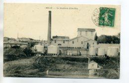 79 MELLE Usine La Distillerie Silos Cheminée 1916 écrite     /D05-2017 - Melle