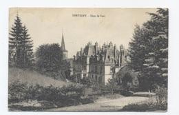 88-XERTIGNY--DANS LE PARC   - RECTO / VERSO --B91 - Xertigny