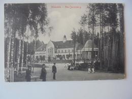 ALLENSTEIN - Pologne