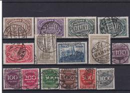 Lotje Duitse Reich  Kaart A 766 - Collections (sans Albums)