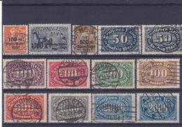 Lotje Duitse Reich  Kaart A 767 - Collections (sans Albums)