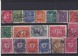 Lotje Duitse Reich  Kaart A 768 - Collections (sans Albums)