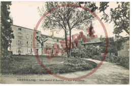 Châtillon - Ste-Anne D'Auray - Le Pavillon - Harang - Châtillon