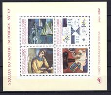 1985 - PORTOGALLO - Catg. Mi. BF 49 - NH - (MO2020.14) - 1910-... República