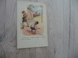 CPA Illustrateur Poulbot éditions Publia Sale Cochon - Poulbot, F.