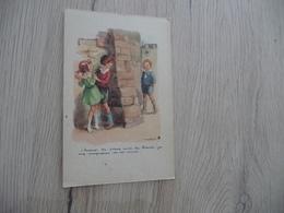 CPA Illustrateur Poulbot éditions Publia Quand Tu Seras Avec La Tienne - Poulbot, F.