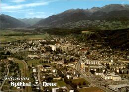 Grüsse Aus Spittal An Der Drau (5/1217) - Spittal An Der Drau
