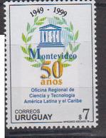 URUGUAY    1999         N °    1826        COTE     3 € 00       ( 1235 ) - Uruguay
