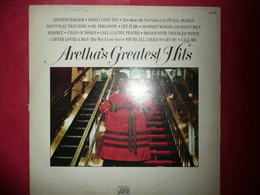 LP33 N°2828 - ARETHA'S GREATEST HITS - Soul - R&B