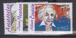 URUGUAY    1996         N °    1582 / 1584        COTE     15 € 00       ( 1239 ) - Uruguay