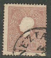 Lombardy (Austria) 1858, 10 Soldi, Brown, Used - Lombardy-Venetia