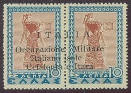 ITALIA - CEFALONIA E ITACA SASS. 12s NUOVO - Cefalonia & Itaca