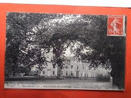 CPA (79) Mazières En Gatine.Château Du Petit Chêne.    (N.2230) - Mazieres En Gatine