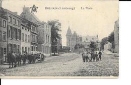"""DOLHAIN """"Limbourg"""" - La Place  - Attelage - Etat: Voir 2 Scans. - Limbourg"""