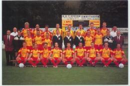Tubize: Football - AFC Tubize Saison 2000-2001 - Tubize