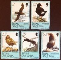 Tristan Da Cunha 1989 Gough Island Seals Birds MNH - Vögel
