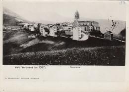 VELO VERONESE-VERONA-PANORAMA-CARTOLINA (PROVA) VERA FOTOGRAFIA NON VIAGGIATA-ANNO 1955-1960 - Verona