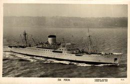 Eva Peron. Carguero. Cargo Ship. Naviere Cargo - Handel
