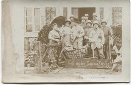 TEMPLEUX LA FOSSE 1916 Real Photo - Autres Communes