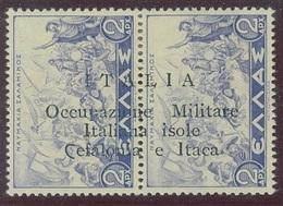 ITALIA - CEFALONIA E ITACA SASS. 17ub NUOVO - Cefalonia & Itaca