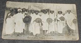 Somali Warriors :: Voir état :: Afrique - Portraits - Hommes   ----------- 524 - Somalie