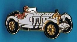 1 PIN'S //   ** CABRIOLET MERCEDES / TYPE SSK / 1927 ** . (Arthus Bertrand) - Arthus Bertrand