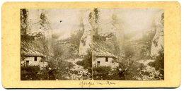 Photos Stéréoscopiques - Savoie -  Gorges Du Nan  - G 24 - Stereoscopio