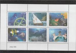 PORTUGAL - Feuille N°2232/7 ** (1998) - 1910 - ... Repubblica