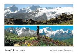 05 - La Meije - Le Jardin Alpin Du Lautaret - Multivues - Otros Municipios