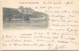80 - Plage Du Bois De Cise - Jardin Public - Bois-de-Cise