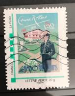 Timbre Personalise Montimbreenligne Cambo Les Bains 1868 1918 Edmond Rostand 150 Ans Anniversaire - Personalizzati (MonTimbraMoi)