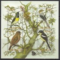 Sao Tome And Principe, Fauna, Birds MNH / 2002 - Oiseaux