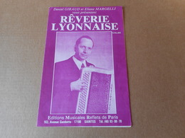 Partitions -  Rêverie Lyonnaise - Spartiti