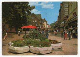 Allemagne --HERNE 2  WANNE-EICKEL--Hauptstrasse -rue Piétonne (animée) ....timbre ...cachet .. ....à Saisir - Herne