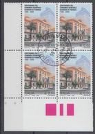 ITALIA REPUBBLICA 2006 GUARDIA DI FINANZA SERIE  N. 2917/18  USATA IN QUARTINA SPLENDIDI - 2001-10: Used