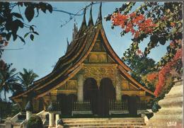 Laos - Luang Prabang - Pagode Royale, Vat Xieng Thong (XVIè Siècle) - Photo M. Buisson - Laos