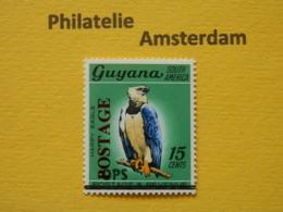 Guyana 1983, OVERPRINT / FAUNA BIRDS OISEAUX VOGELS VÖGEL AVES: Mi 895, ** - Uccelli