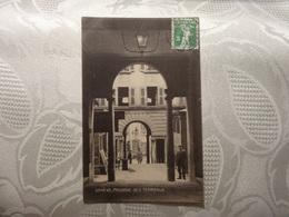 Genève - Passage Des Terreaux 1910  (3553) - GE Geneva