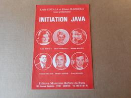 Partitions -  Initiation Java - Spartiti