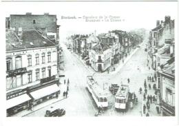 CPM. Etterbeek. Carrefour De La Chasse. Marché Médiéval '95. Tirage Limité. - Etterbeek