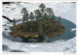 1 AK Norwegen * Blick Auf Einen See Mit Einer Insel Südliich Der Stadt Bodø In Der Provinz Nordland * - Norwegen